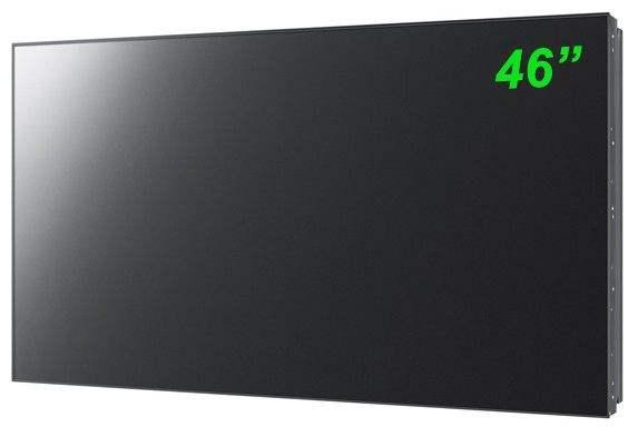 46吋拼接屏5.3mm